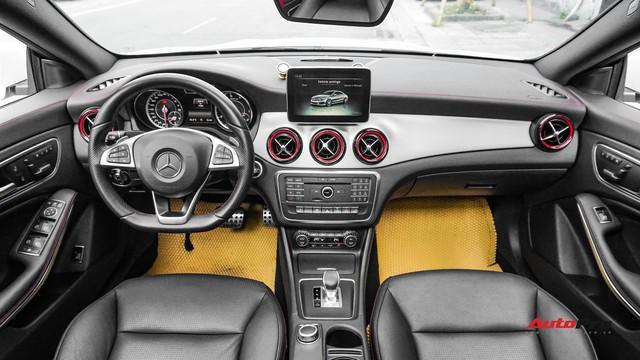 Chạy 7.000 km, Mercedes-Benz CLA 45 AMG giảm hơn 700 triệu đồng so với giá mua mới - Ảnh 8.