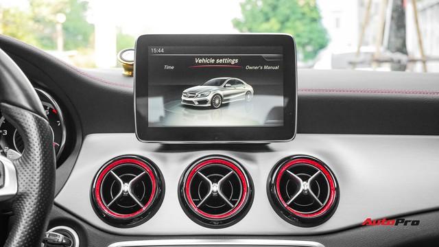 Chạy 7.000 km, Mercedes-Benz CLA 45 AMG giảm hơn 700 triệu đồng so với giá mua mới - Ảnh 11.