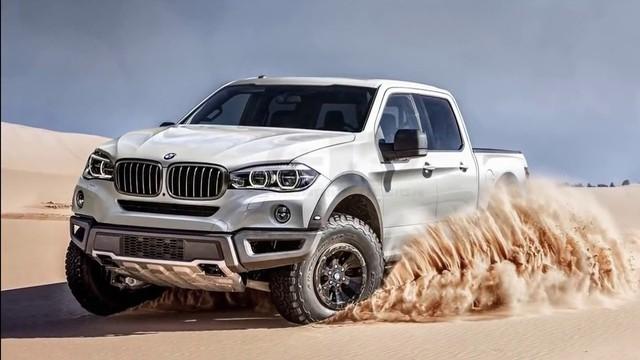 Tương lai xe bán tải BMW đã được định đoạt sớm: Sẽ không theo chân Mercedes-Benz X-Class
