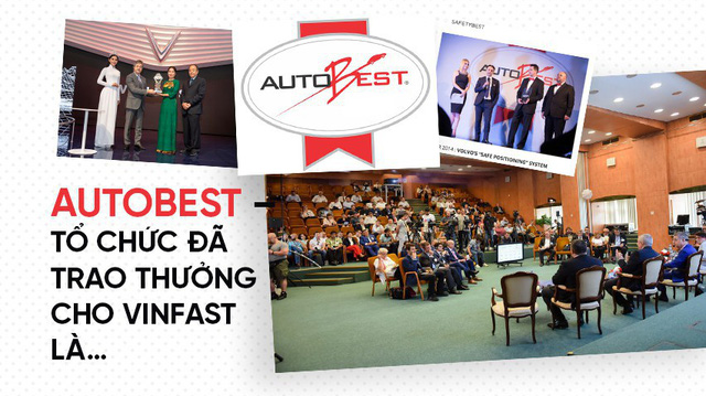 Tổ chức trao giải thưởng cho VinFast có ảnh hưởng tới 91% dân số tại châu Âu