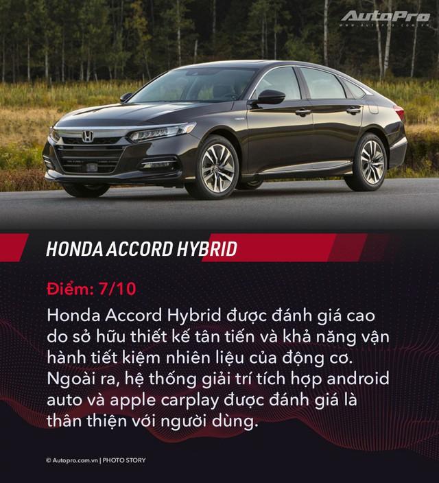 Nhiều sedan bán kém tại Việt Nam nhưng được đánh giá tốt nhất tại Mỹ - Ảnh 10.