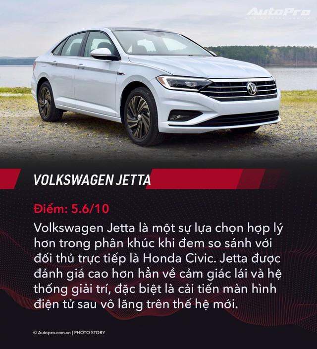 Nhiều sedan bán kém tại Việt Nam nhưng được đánh giá tốt nhất tại Mỹ - Ảnh 1.
