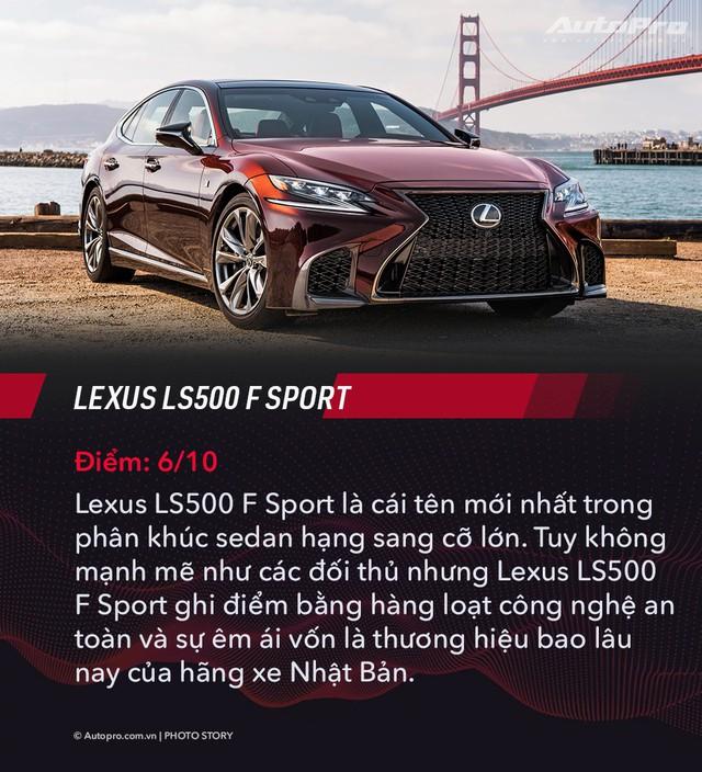 Nhiều sedan bán kém tại Việt Nam nhưng được đánh giá tốt nhất tại Mỹ - Ảnh 5.
