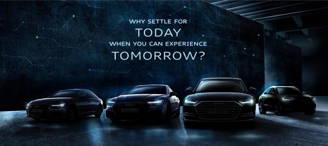 Audi mang hàng loạt xe khủng tới Audi Brand Experience Singapore 2018 - Ảnh 4.