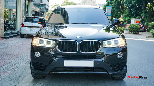 Nếu chưa đủ tài chính tậu Mercedes-Benz GLC, BMW X3 cũ là một lựa chọn đáng cân nhắc - Ảnh 1.