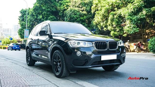 Nếu chưa đủ tài chính tậu Mercedes-Benz GLC, BMW X3 cũ là một lựa chọn đáng cân nhắc