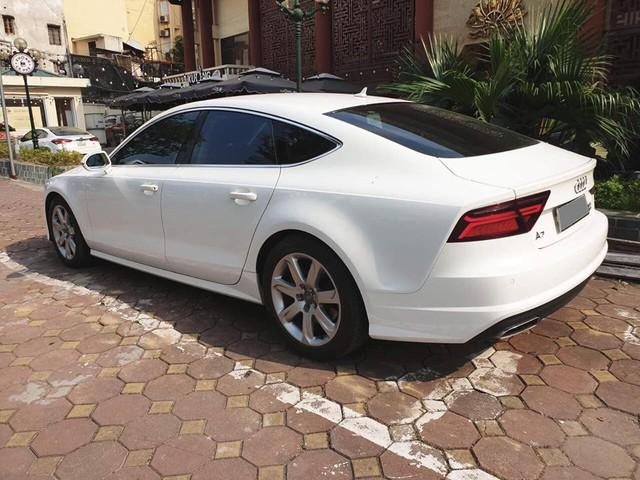 Chủ nhân Audi A7 Sportback mất gần 1 tỷ đồng sau 2 năm sử dụng - Ảnh 4.