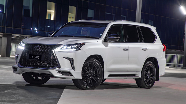 Lexus sắp ra mắt xe 7 chỗ mới, thay máu đội hình SUV để đuổi theo bộ 3 ông lớn nước Đức - Ảnh 1.