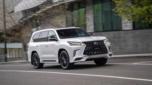 Lexus sắp ra mắt xe 7 chỗ mới, thay máu đội hình SUV để đuổi theo bộ 3 ông lớn nước Đức