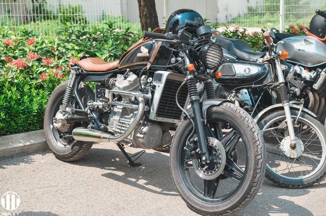500 quý ông, quý bà biker cùng 400 mô tô khuấy động Hà Nội - Ảnh 9.