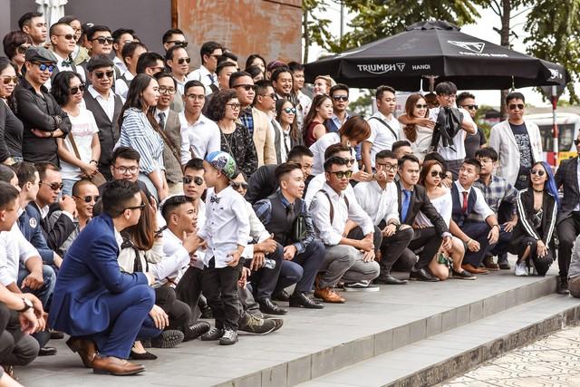 500 quý ông, quý bà biker cùng 400 mô tô khuấy động Hà Nội - Ảnh 7.