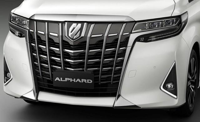 Chuyên cơ mặt đất Toyota Alphard nâng cấp tại Việt Nam, giá tăng hơn 500 triệu đồng - Ảnh 5.