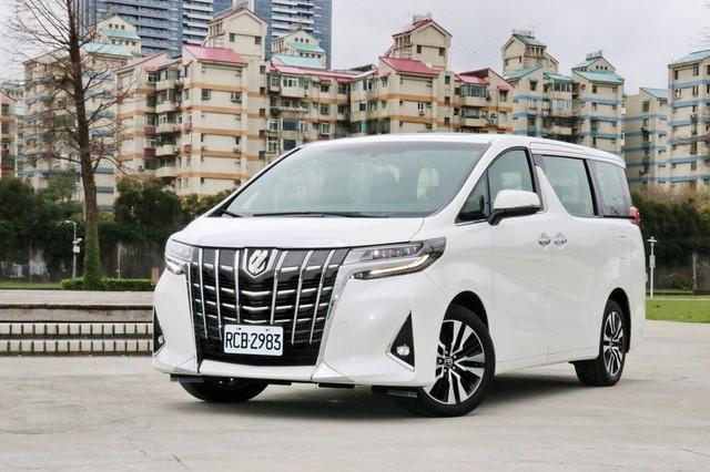 Chuyên cơ mặt đất Toyota Alphard nâng cấp tại Việt Nam, giá tăng hơn 500 triệu đồng - Ảnh 4.