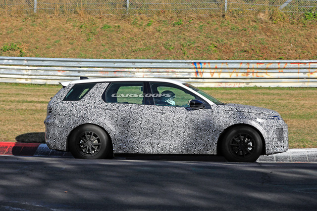 Land Rover hoàn thiện Discovery Sport facelift, chờ ngày thách thức BMW X3 và Audi Q5 - Ảnh 2.