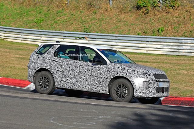 Land Rover hoàn thiện Discovery Sport facelift, chờ ngày thách thức BMW X3 và Audi Q5 - Ảnh 1.