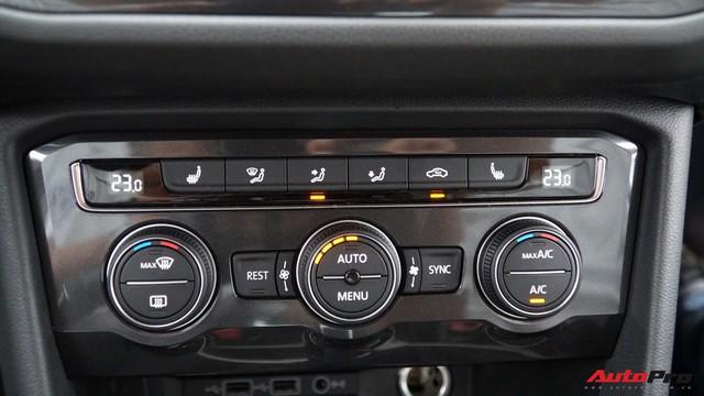 [Video] Khám phá Volkswagen Tiguan Allspace: Xe Đức 7 chỗ nhập khẩu duy nhất có giá dưới 2 tỷ đồng - Ảnh 9.