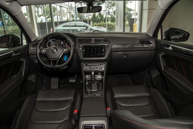 [Video] Khám phá Volkswagen Tiguan Allspace: Xe Đức 7 chỗ nhập khẩu duy nhất có giá dưới 2 tỷ đồng - Ảnh 6.