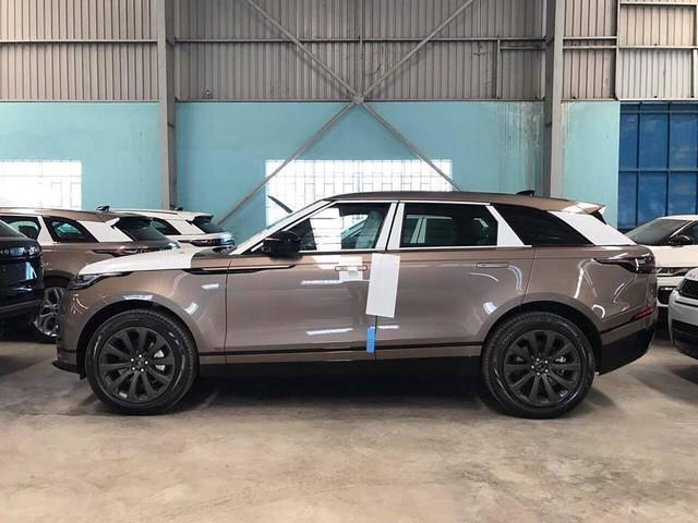 """Range Rover Velar 2018 chính hãng """"ngập kho"""" với đa dạng phiên bản - Ảnh 3."""