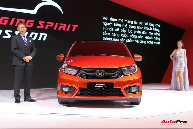 Honda Brio 2019 lên lịch về Việt Nam - Đối thủ giá rẻ mới tạo sức ép lên Toyota Wigo - Ảnh 4.