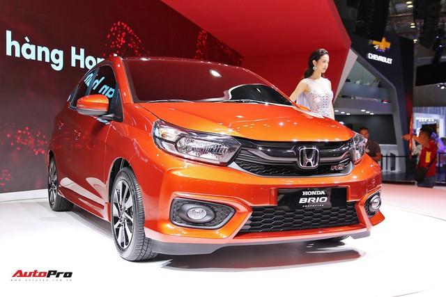 Honda Brio 2019 lên lịch về Việt Nam - Đối thủ giá rẻ mới tạo sức ép lên Toyota Wigo - Ảnh 5.
