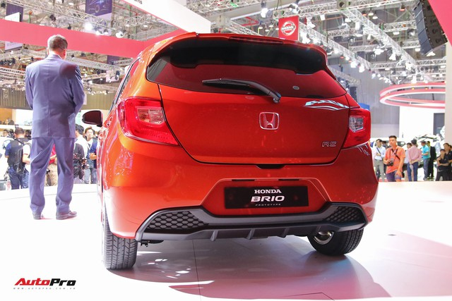 Honda Brio 2019 lên lịch về Việt Nam - Đối thủ giá rẻ mới tạo sức ép lên Toyota Wigo - Ảnh 7.