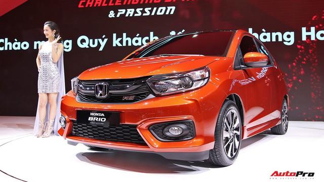 Honda Việt Nam phủ nhận mức giá tạm tính 400 triệu đồng cho xe Brio tại đại lý