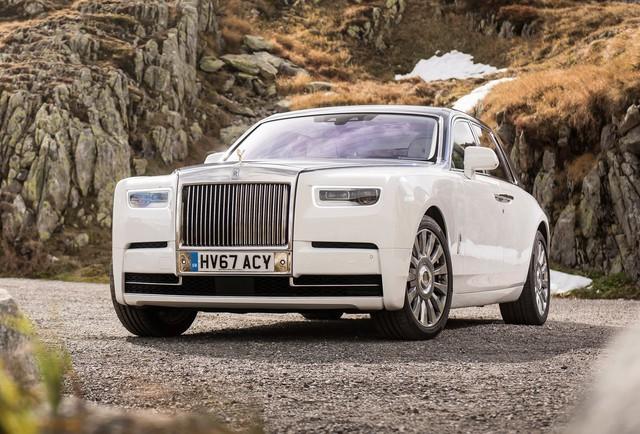 Rolls-Royce Phantom VIII đầu tiên Việt Nam sắp xuất hiện - Ảnh 7.