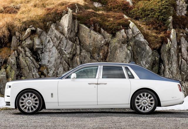 Rolls-Royce Phantom VIII đầu tiên Việt Nam sắp xuất hiện - Ảnh 8.