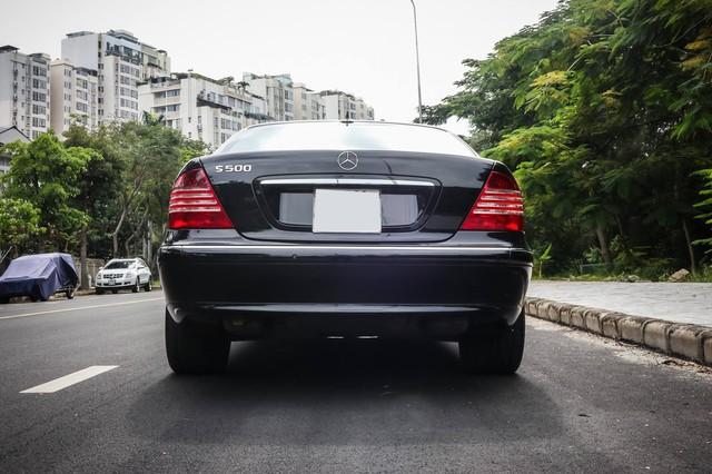 Mercedes-Benz S500 2004 giá 500 triệu đồng - Dùng xe Đức cũ hay xe Hàn mới? - Ảnh 3.