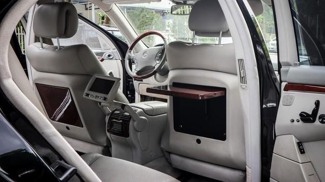 Mercedes-Benz S500 2004 giá 500 triệu đồng - Dùng xe Đức cũ hay xe Hàn mới? - Ảnh 2.