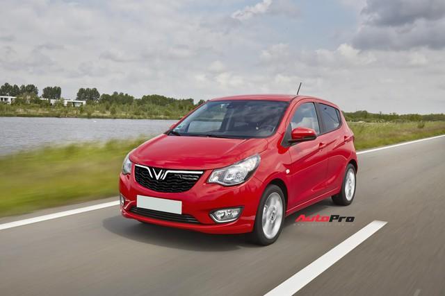 VinFast Fadil sẽ có phiên bản giá siêu rẻ cho taxi - Ảnh 3.