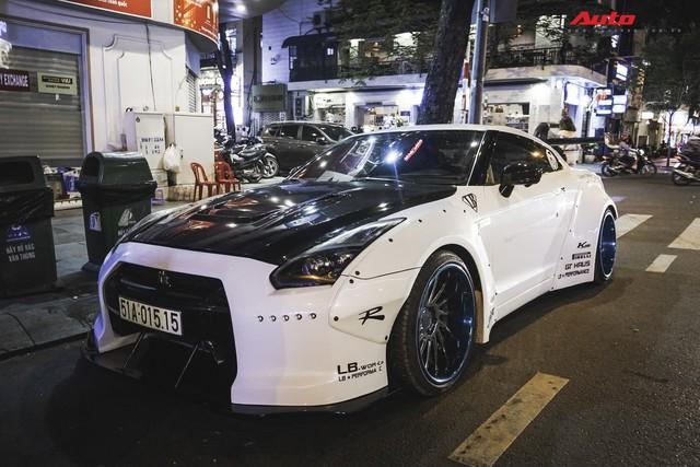Nissan GT-R độ widebody duy nhất Việt Nam cùng hàng loạt siêu xe độc nhất cùng nhau tụ tập - Ảnh 24.