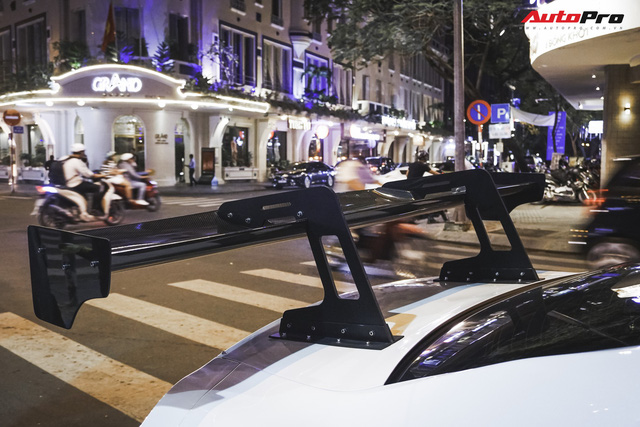Nissan GT-R độ widebody duy nhất Việt Nam cùng hàng loạt siêu xe độc nhất cùng nhau tụ tập - Ảnh 5.