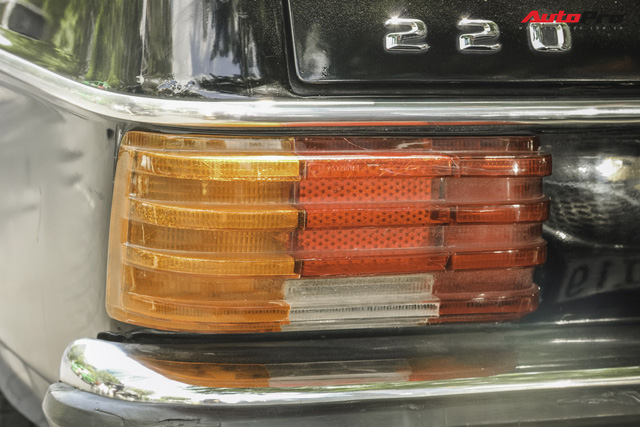 Mercedes-Benz 220 - Hàng hiếm hơn 40 năm tuổi của dân chơi Sài Gòn - Ảnh 6.