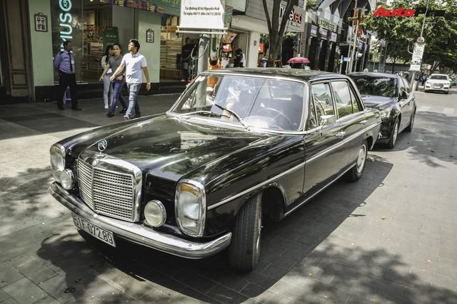 Mercedes-Benz 220 - Hàng hiếm hơn 40 năm tuổi của dân chơi Sài Gòn - Ảnh 1.