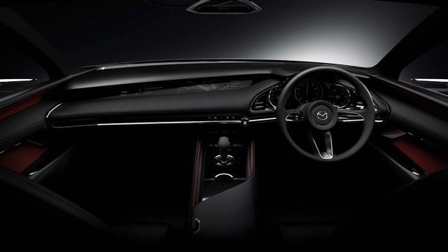 Mazda3 2019 lần đầu lộ nội thất: Mất nhiều nút bấm - Ảnh 5.