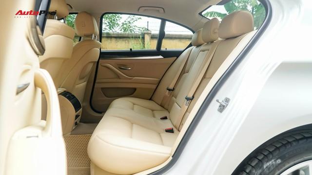 Chủ showroom xe cũ tiết lộ lý do nên chọn BMW 5-Series thay vì Mercedes-Benz E-Class - Ảnh 10.