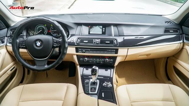 Chủ showroom xe cũ tiết lộ lý do nên chọn BMW 5-Series thay vì Mercedes-Benz E-Class - Ảnh 7.