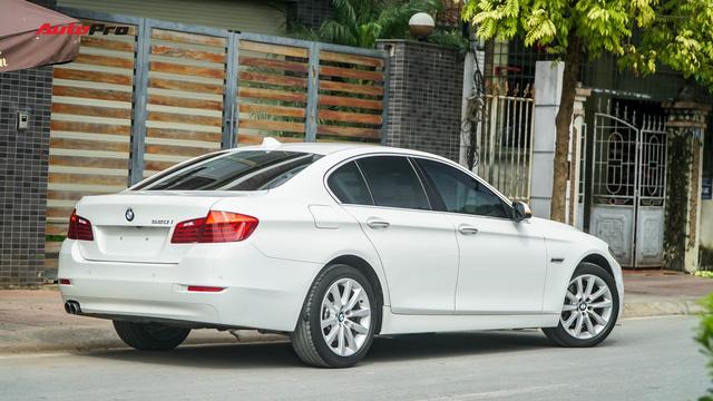 Chủ showroom xe cũ tiết lộ lý do nên chọn BMW 5-Series thay vì Mercedes-Benz E-Class - Ảnh 5.
