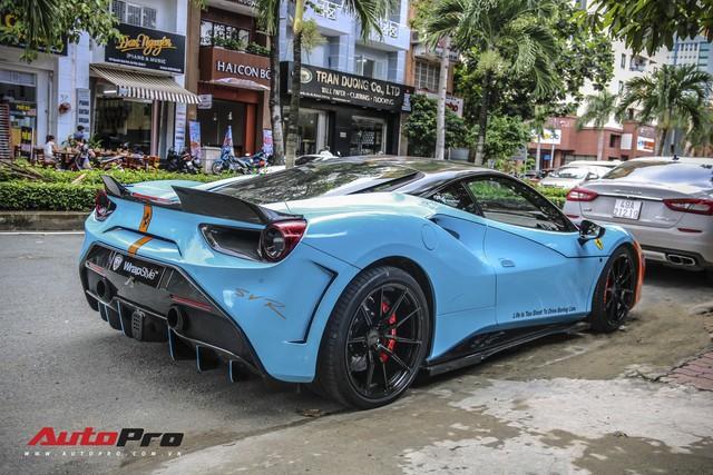 Năm chiếc siêu xe Ferrari rủ nhau đi bão dưỡng tại Sài Gòn - Ảnh 4.