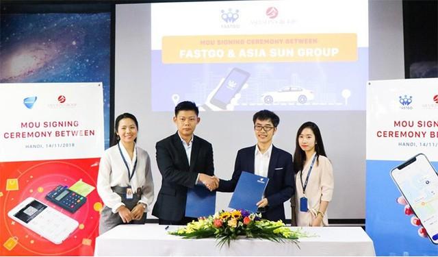 FastGo tiến quân sang thị trường Myanmar - Ảnh 1.
