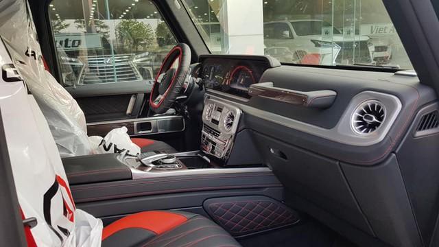 Mercedes-AMG G63 Edition 1 giá khoảng 13,5 tỷ đồng đầu tiên về Hà Nội - Ảnh 6.