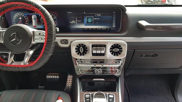 Mercedes-AMG G63 Edition 1 giá khoảng 13,5 tỷ đồng đầu tiên về Hà Nội - Ảnh 7.