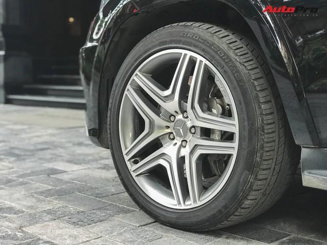 Bắt gặp SUV Mercedes-AMG GL63 duy nhất đang lăn bánh tại Hà Thành - Ảnh 8.