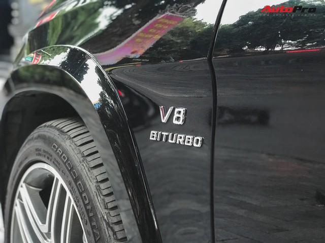 Bắt gặp SUV Mercedes-AMG GL63 duy nhất đang lăn bánh tại Hà Thành - Ảnh 7.
