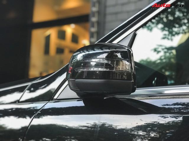 Bắt gặp SUV Mercedes-AMG GL63 duy nhất đang lăn bánh tại Hà Thành - Ảnh 6.