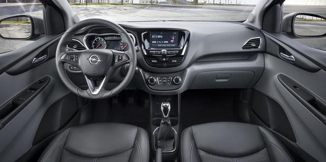 """VinFast xác nhận Fadil được phát triển từ Opel Karl bản cao nhất, mở bán từ 20/11 với """"giá hấp dẫn"""" - Ảnh 3."""