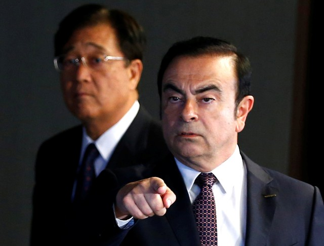 Chủ tịch liên minh Nissan – Renault – Mitsubishi chuẩn bị bị sa thải, bắt giam vì trốn thuế - Ảnh 1.