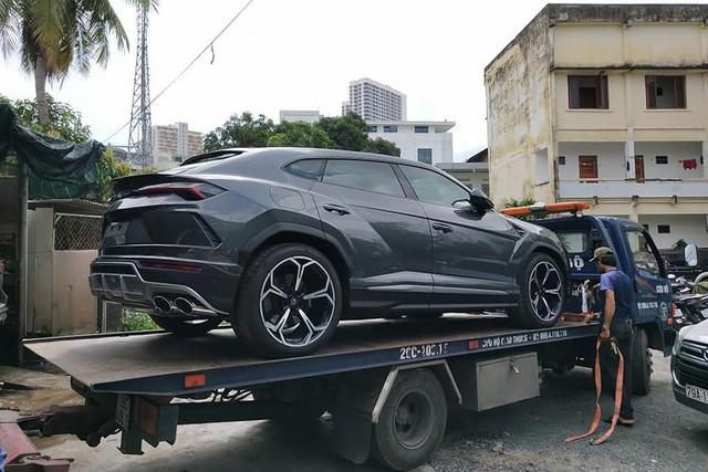 Tham gia hành trình tới Đà Nẵng, đại gia Nha Trang sử dụng Lamborghini Urus với lai lịch đáng chú ý - Ảnh 3.