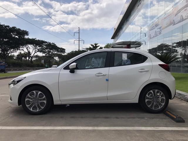 Mazda2 mới, nhập khẩu Thái Lan đã về đại lý với nhiều thay đổi bên trong, giá dự kiến từ 509 triệu đồng - Ảnh 8.